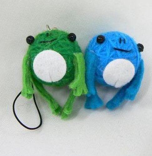メタボガエルブルー&グリーン