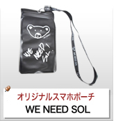 WE NEED SOL