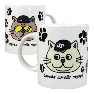 ノベルティグッズ・OEM生産・販促品におすすめのオリジナル商品「マグカップ」