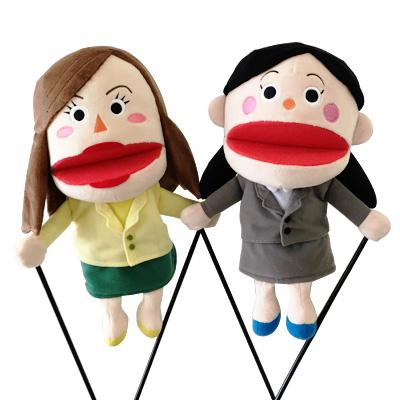 日本製のノベルティグッズ・OEM生産・販促品におすすめのオリジナル商品「パペット人形」