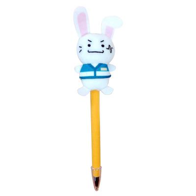 ノベルティグッズ・OEM生産・販促品におすすめのオリジナル商品「ぬいぐるみペン」