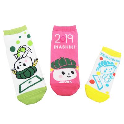 ノベルティグッズ・OEM生産・販促品におすすめのオリジナル商品「靴下」