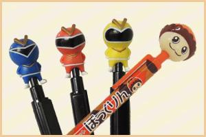 ノベルティグッズ・OEM生産・販促品におすすめのオリジナル商品「マスコットペン」制作